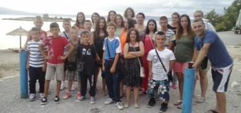 Djeca iz Ilijaša na ljetovanju u Novom Vinodolskom – Hrvatska