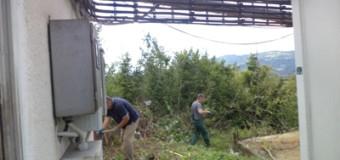 Radna akcija uposlenika KSC-a i Radio Ilijaša na Karašnici