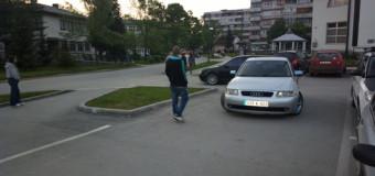Parking problemi