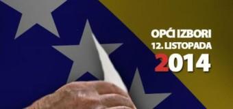 Raspored predstavljanja političkih subjekata u Izbornom programu Radio Ilijaša