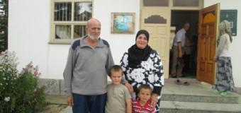Odlazak  na hadž Enesa Balte i njegove porodice
