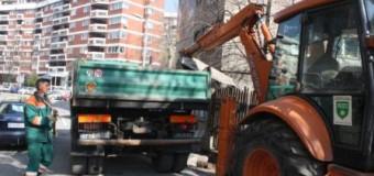 Akcija odlaganja kabastog otpada