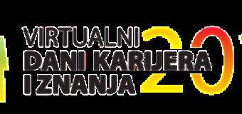 Uspješno završen peti regionalni sajam Virtualni dani karijera i znanja