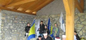 Obilježena 21. godišnjica pogibije heroja iz Živinica na Crnoj Rijeci