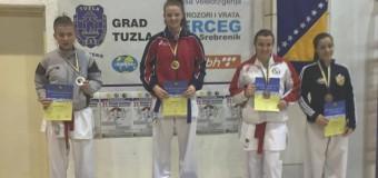 """Održano 21. Državno  prvenstvo u karateu- odlični rezultati KK """"Rašid Buća"""""""