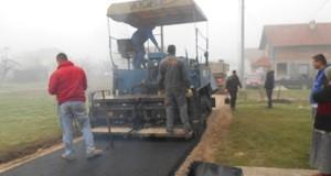 Završeni važni projekti asfaltiranja puteva na području Mrakova