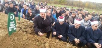 Na Ahiret preselio prvi mujezin džamije Ljepotice hadžija Šukrija Omerović