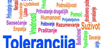 Danas je Međunarodni dan tolerancije