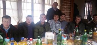Sastanak predsjednika Savjeta MZ i načelnika Fazlića