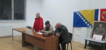 Formirana mjesna podružnica Udruženja antifašista i boraca NOR-a Mrakovo