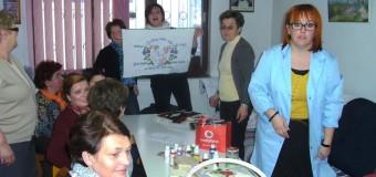 """Udruženje """"Ruža"""" iz Srednjeg održalo edukativnu radionicu u Olovu"""