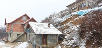 Pokrenuto klizište u Nebočaju -evakuisano 15 osoba