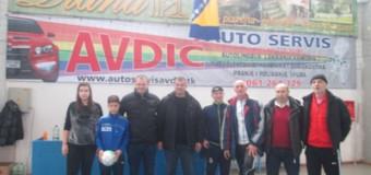 """Završen Memorijal """"Predrag Ilić Prda""""- prvo mjesto zauzela ekipa KSC i Radio Ilijaša"""
