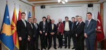 Načelnik Općine Ilijaš Akif Fazlić boravio na važnoj konferenciji u Turskoj