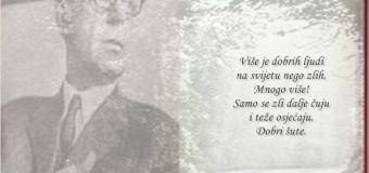 Prije 105 godina rođen je Meša Selimović