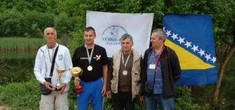 Završeno takmičenje ribolovaca na jezeru Starača-prvo mjesto Mirza Alić