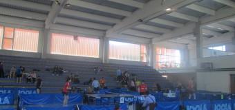 Rezultati subotnjeg turnira u stonom tenisu