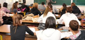 Objavljen Konkurs za upis u prvi razred srednje škole