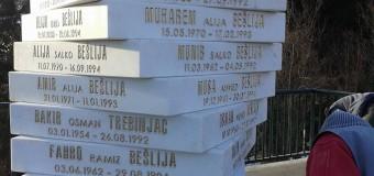 Završeni radovi izgradnje spomenika na Koritima