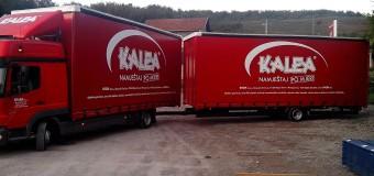 "Konstantan razvoj ilijaške fabrike namještaja ""Kalea"""