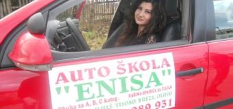 """Predstavljamo Autoškolu """"Enisa"""" Ilijaš"""