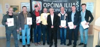 Održana svečana dodjela Ugovora o finansiranju sportskih udruženja Općine Ilijaš