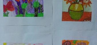 Otvorena izložba dječijih radova Zimske likovne radionice