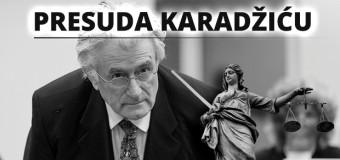 Hag: Radovan Karadžić nije kriv za genocid u sedam općina!