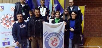 Tri sjajne medalje sa državnog prvenstva za Taekwondo klub Ilijaš