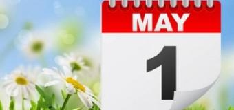 Ove godine 2. i 3. maj neradni dani