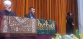 Sulejman efendija Čeliković održao tribinu u Ilijašu o važnosti selama kao uzroka širenja ljubavi
