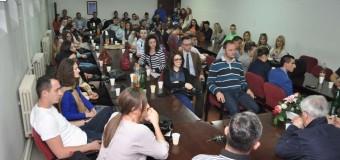 """Održana tribina na temu """"Politika i mladi"""" u organizaciji OO AM SDA Ilijaš"""