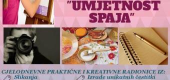 """Omladinska organizacija """"Carpe diem"""" poziva na učešće u projektu """"Umjetnost spaja"""""""