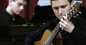 U četvrtak Maturski koncert Džanina Zekovića