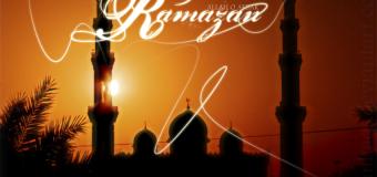 Ramazan: U utorak prva teravija, u srijedu prvi dan posta