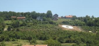 Općinski zvaničnici obišli lokalitet  Karašnica na kojem se nalazi Cvijet Srebrenice