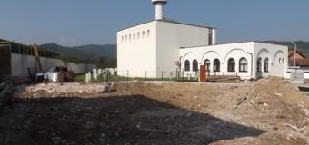 Izgradnja nove imamske kuće u Starom Ilijašu