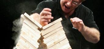 """Ilijaška """"čelična ruka"""" Muhamed Kahrimanović  svjetski rekorder u razbijanju"""