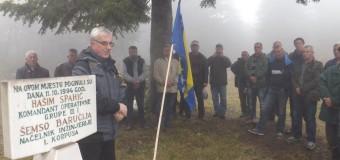Obilježena 22. godišnjica pogibije majora Hašima Spahića