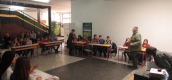 """Učenici OŠ """"Srednje"""" osvojili šesto mjesto na kantonalnom takmičenju """"Upozoravanje na mine"""""""