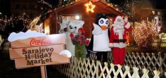 Sutra se otvara Coca-Cola Sarajevo Holiday market