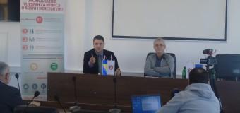 """Održan sastanak sa Načelnikom u okviru projekta """"Jačanje uloge mjesnih zajednica u BiH"""""""