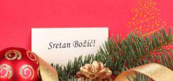 Sretan Božić-najradosniji kršćanski blagdan!