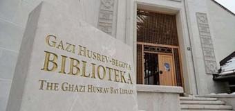 Obilježavanje 480. godišnjice Gazi-Husrev-begove biblioteke