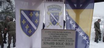 Obilježena 23. godišnjica smrti hrabrog olovskog komandanta Senahida Bolića-Bole