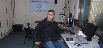 """Radijska promocija zbirke poezije """"Ljudi su kvarljiva roba"""" Edina Šahinovića"""