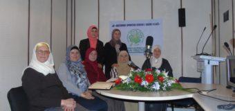 """U emisiji """"Selam"""" predstavljene aktivnosti za žene u džematu Novi Ilijaš"""