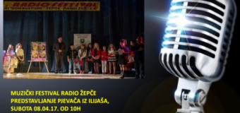 U subotu na Dječijem muzičkom festivalu Žepče nastupaju mladi pjevači iz Ilijaša