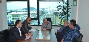 U posjeti Općini Ilijaš boravio načelnik Općine Breza sa saradnicima
