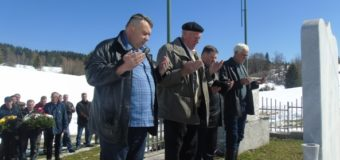 Obilježena 25. godišnjica donošenja odluke o pružanju otpora u MZ Gajevi